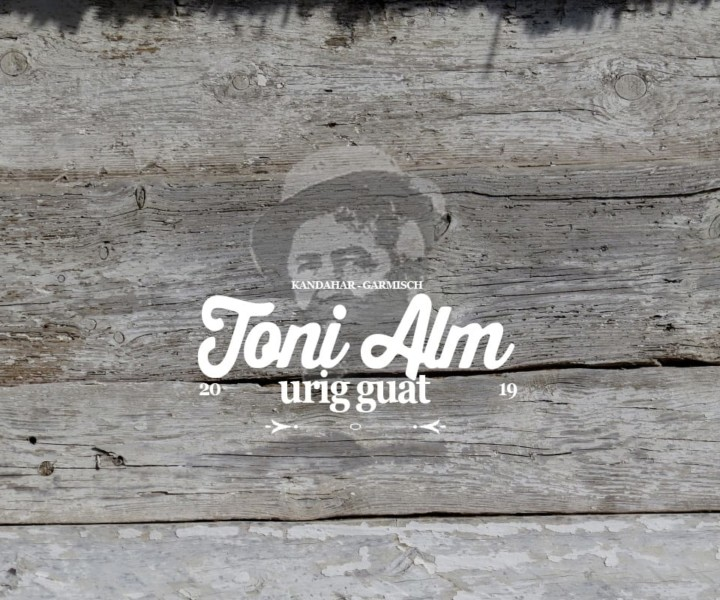 Logodesign Toni Alm